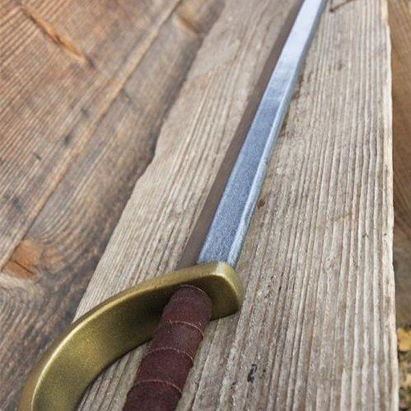 Epic Armoury LARP Pronto para a batalha Espada do pirata