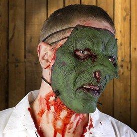 Epic Armoury Goblin Trophy Maske, LARP Mask