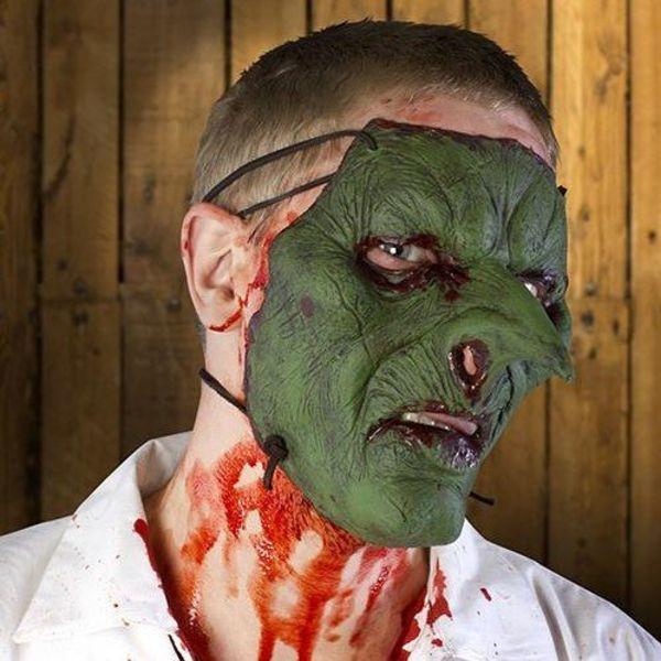 Epic Armoury Goblin Trophy Maska, Maska LARP