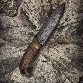Epic Armoury LARP woodsman knife
