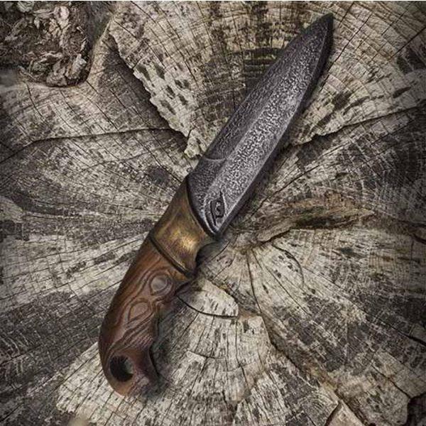 Epic Armoury LARP woodsman knife