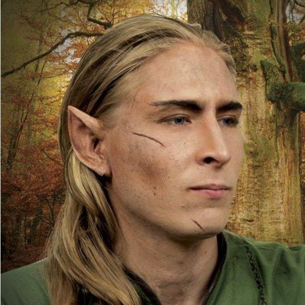 Epic Armoury Oreilles elfiques classiques, M / L