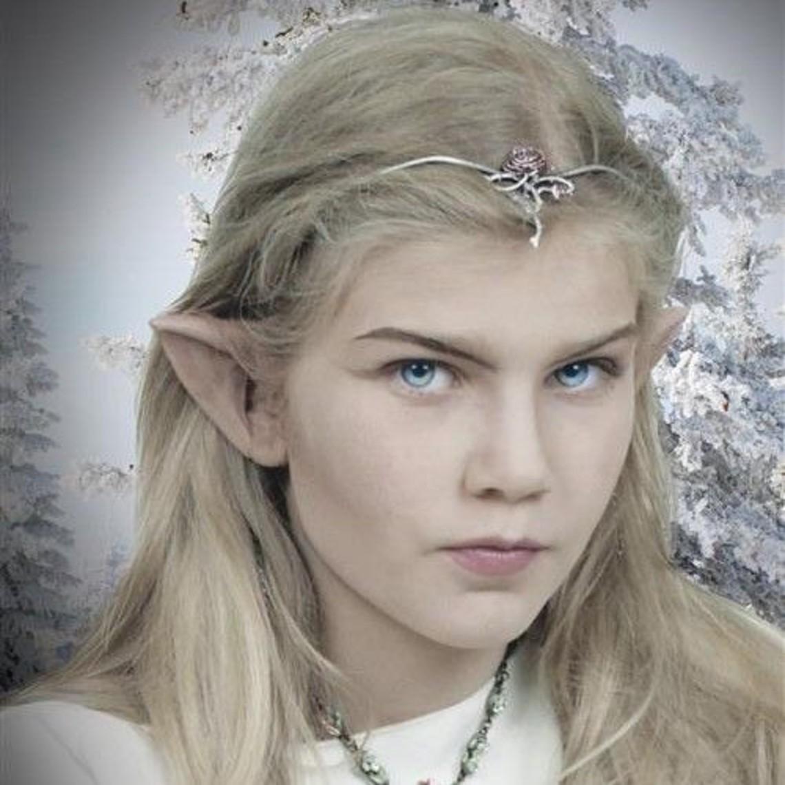 Epic Armoury Klasyczne elfie uszy, S