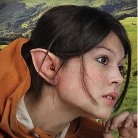 Epic Armoury Elven ears Halfling