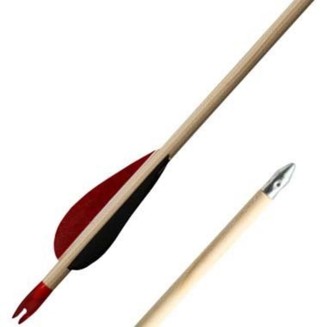 """30 """"flecha (76 cm), juego de 10"""