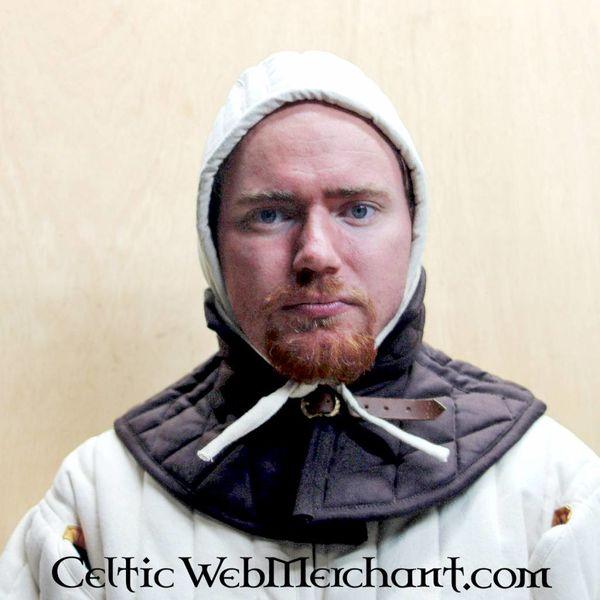 House of Warfare Padded collar brown