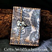 House of Warfare Leather book peacock