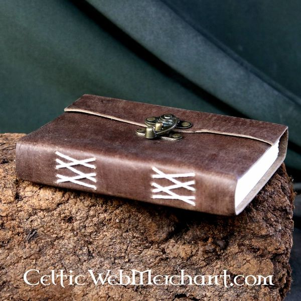 House of Warfare Skóra dłoni książkę związaną z zamkiem