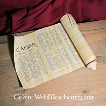 Celtic hjärta hängsmycke, brons