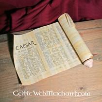 Klassieke boekrolband