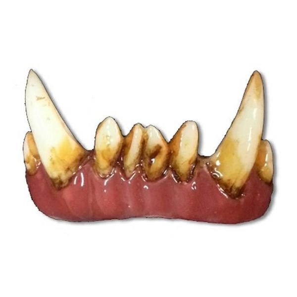Epic Armoury Set of teeth troll