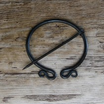 Burgschneider Kaproen vissegraatmotief Knud, olijfgrijs