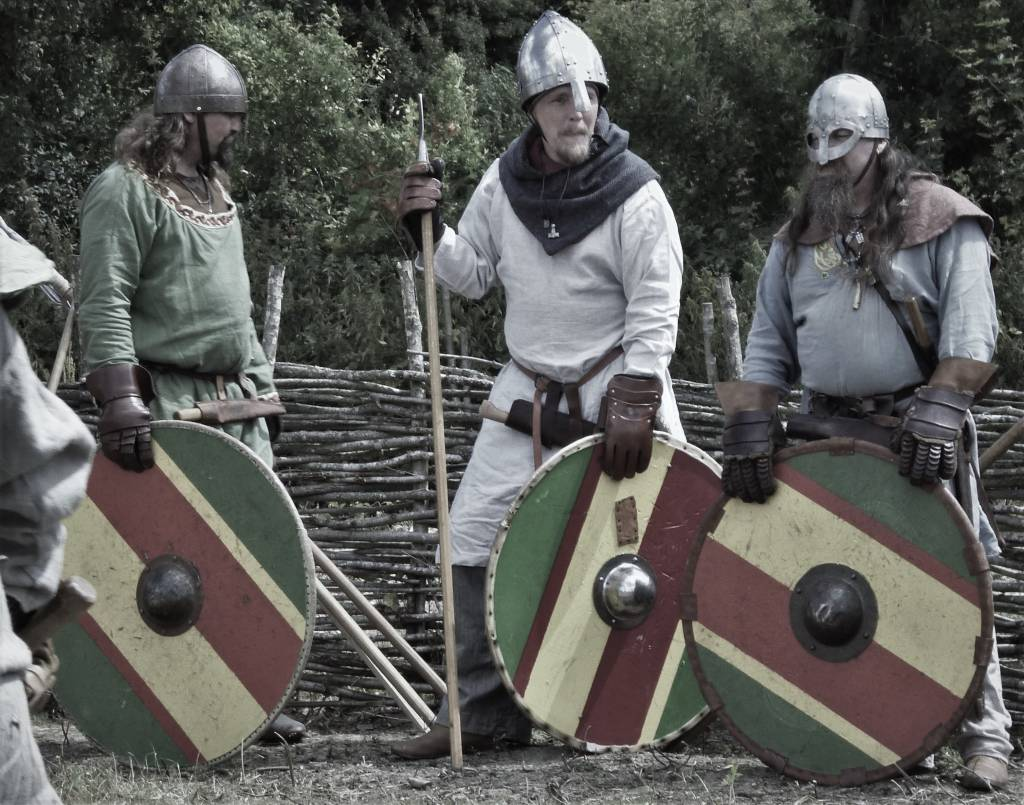 Vikings in Dorset
