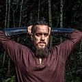 Leonardo Carbone Armbeschermers Vegvisir, zwart