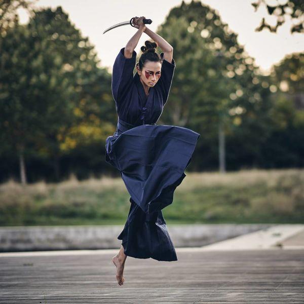 John Lee John Lee Musashi Ichi Katana