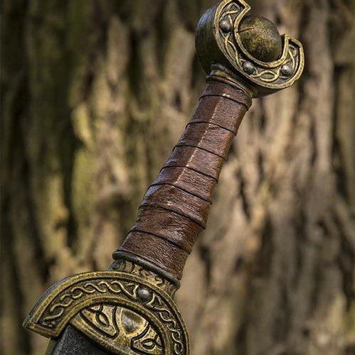 LARP Celtic sword