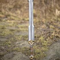 Epic Armoury LARP Dwarf Double Edge sword