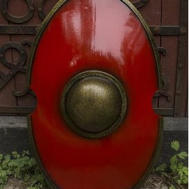 Epic Armoury LARP Grieks schild rood