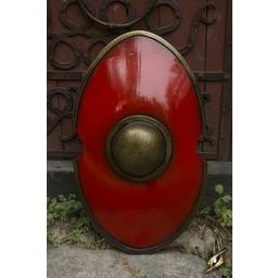 LARP griechischen Schild rot