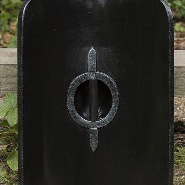 Epic Armoury Gladiator Sköld, trä, LARP Sköld