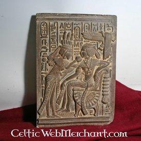 Relief Cleopatra & Marcus Antonius