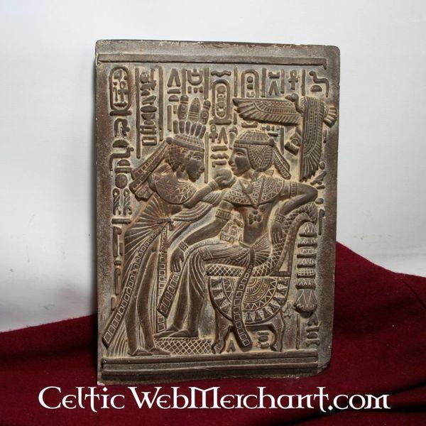 Relieve Cleopatra & Marcus Antonius