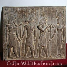 Luxor relevo egípcio