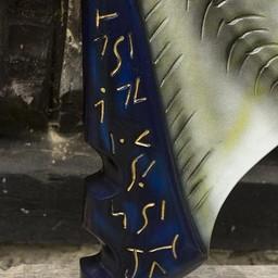 LARP skrzydło tarcza