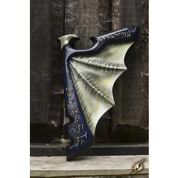LARP wing Schild