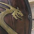 Epic Armoury bouclier de dragon GN Viking