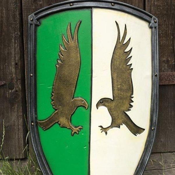 Epic Armoury LARP eagle Sköld