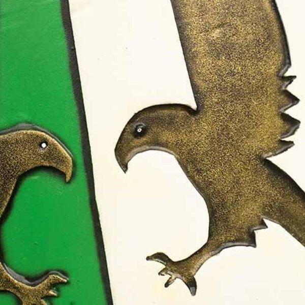 Epic Armoury LARP adelaarsschild