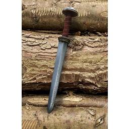 LARP Roundel dagger