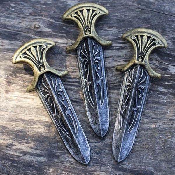Epic Armoury GRV Assassino Inquisitor coltelli da lancio set di 3 pezzi
