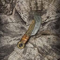LARP knife skinner