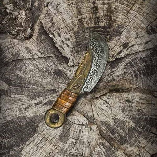Epic Armoury couteau LARP skinner