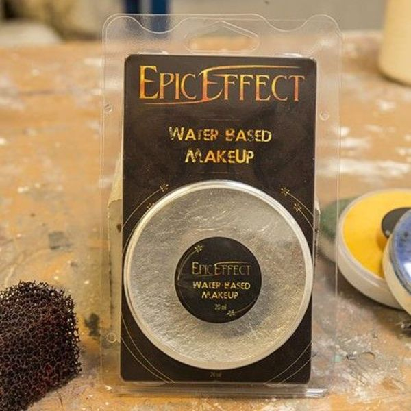 Epic Armoury Effetto epica zilver make-up