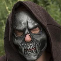 Epic Armoury Czaszka Trophy Maska, srebrny