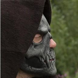 Skull Trophy Mask, silver