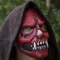 Epic Armoury Máscara Trophy, rojo del cráneo