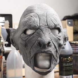 Epic Armoury Bestial Orc Mask omålad