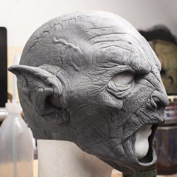 Epic Armoury Bestial Orc Maska niepomalowane