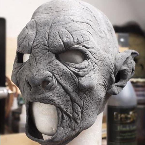 Epic Armoury Bestial Orc Mask umalet