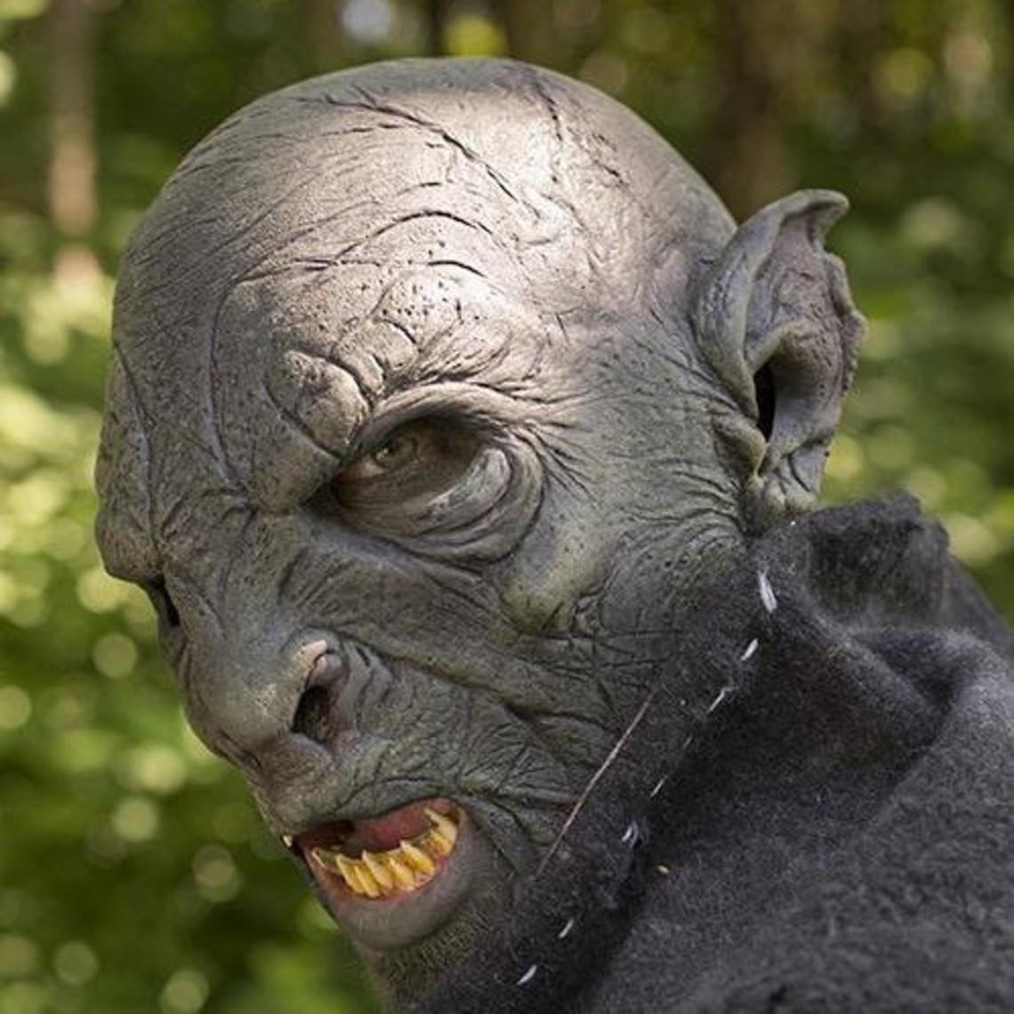 Epic Armoury máscara oscura Orco