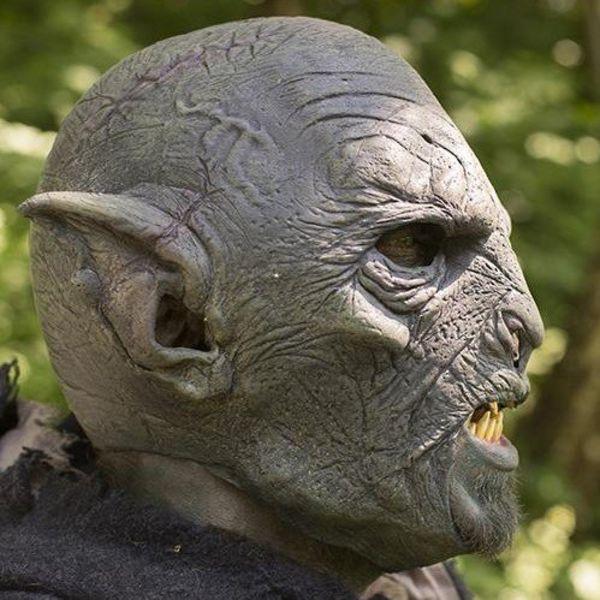 Epic Armoury Mørk Orc maske