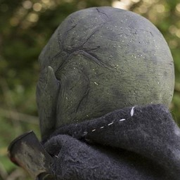 Green Orc mask