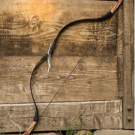 Epic Armoury LARP recurve equestrian bow black