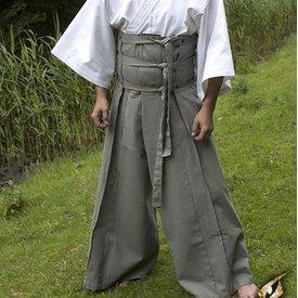 Epic Armoury pantaloni Samurai, grigio