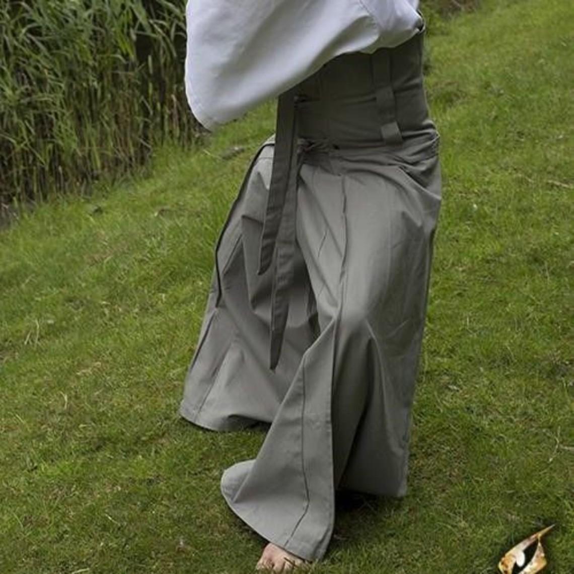 Epic Armoury spodnie samurajów, szary