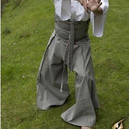 Samurai trousers, grey
